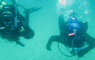 The Importance of a Good Diving Buddy