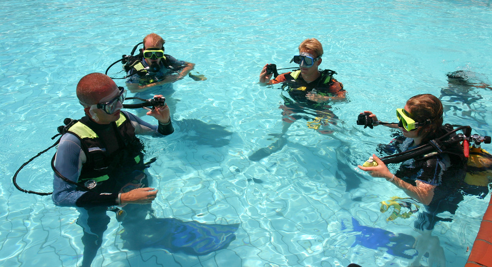 NAUI vs. PADI SCUBA Certification
